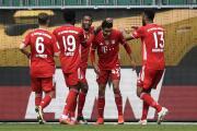 Doblete del juvenil Musiala acerca al Bayern Múnich al título