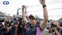 Ross Brawn se deshace en elogios hacia 'Checo' Pérez
