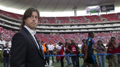 Chivas buscaría ampliarle el contrato a Matías Almeyda al término del Clausura 2016