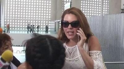 ¿Alicia Machado tiene un romance con Sergio Sendel?