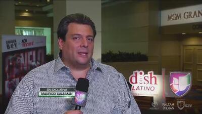 """Mauricio Sulaimán: """"Hoy día Canelo es la cara del pay-per-view"""""""