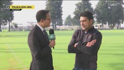 Sinha da el perfil del nuevo técnico de Toluca