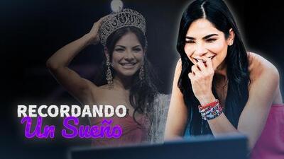 Adelanto exclusivo: Alejandra Espinoza vuelve a ser reina de NBL en Recordando un Sueño