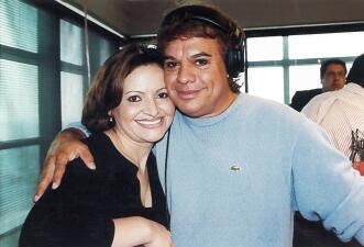 María Elena Nava recuerda con nostalgia su linda amistad con Juan Gabriel