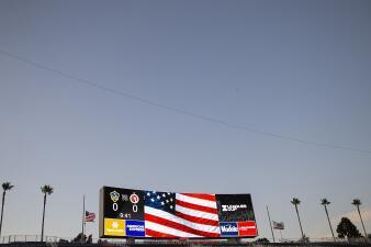 Los Angeles Galaxy vs Xolos de Tijuana, en imágenes