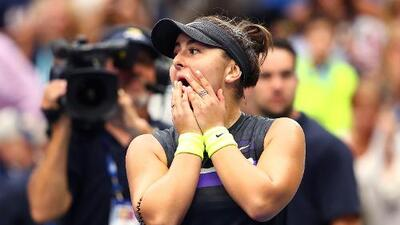 Bianca Andreescu vence a Serena Williams en la Final del US Open