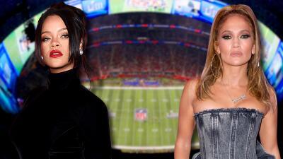 """Rihanna dice que rechazó el Super Bowl porque no quería ser una """"vendida"""" y algunos lo tomaron contra JLo"""