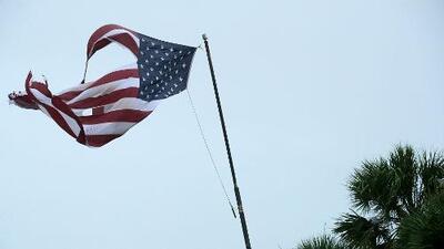 Así quedó la Embajada de EEUU en Cuba tras el paso del huracán Irma