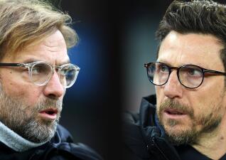 Liverpool-Roma, primera parada en maratón de dos semanas de buen fútbol a nivel mundial