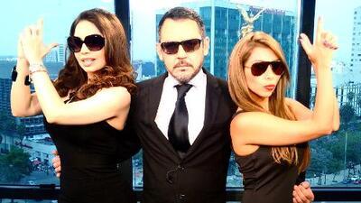 El Gordo y La Flaca en busca del agente 007, James Bond