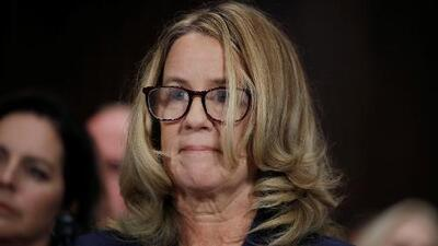 """Creí que iba a violarme"": Ford describe la agresión sexual de la que acusa a Kavanaugh"