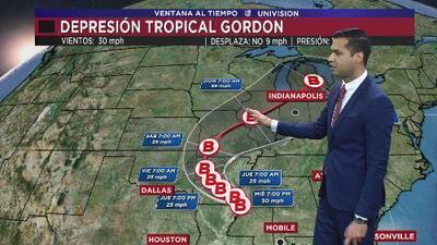 Ventana al Tiempo: Nubosidad y posibilidad de lluvias este jueves en Houston
