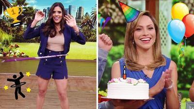 #DAImperdibles de la semana: Satcha celebró en grande su cumpleaños  y Francisca quiere imponer un nuevo récord