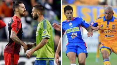 Los clásicos de la MLS y sus equivalentes en la Liga MX