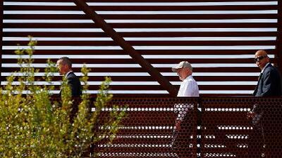 La mano dura contra la inmigración inunda el Departamento de Justicia