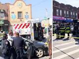 Muere una mujer y ocho personas resultan heridas tras accidente de ambulancia en Brooklyn