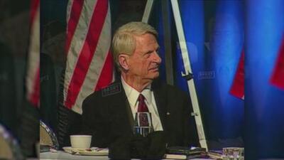 Rinden último adiós a ex gobernador de Georgia