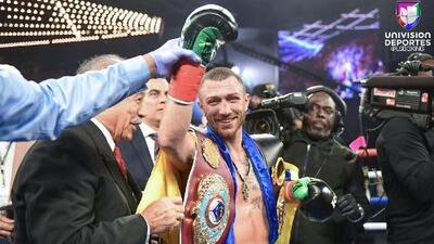 Por segundo año consecutivo, Lomachenko se corona el mejor libra por libra del mundo