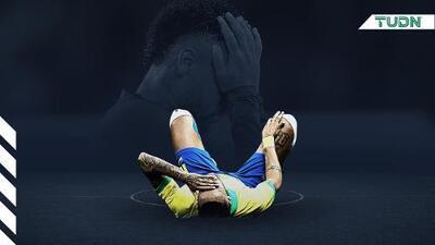 El calvario de lesiones de Neymar casi llega al año