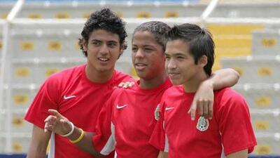 Vela y dos Santos saben lo que es ser campeones del mundo ¿Repetirán en Rusia?