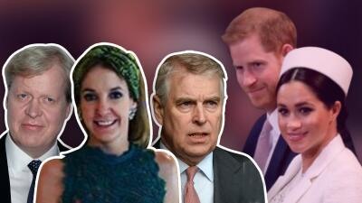 El bebé de Meghan Markle y Harry le alegró el día a políticos, artistas y a los tíos del príncipe