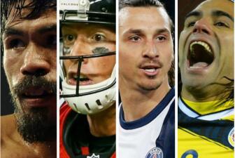 Los 20 deportistas que más ganan en el mundo