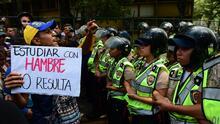 El movimiento estudiantil venezolano calienta la calle para revocar a Maduro
