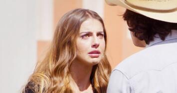 Valeria se negó a reconocer al atacante de Mateo y él le reclamó