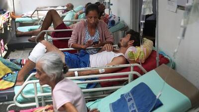 La escasez de fármacos en Venezuela ha cobrado 40 vidas en los últimos meses y tiene en riesgo a más de 55,000 pacientes