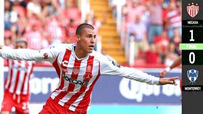 Necaxa 1-0 Monterrey - RESUMEN Y GOL – IDA CUARTOS DE FINAL - Clausura 2019 Liga MX