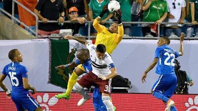 México sufre más de la cuenta para derrotar a una aguerrida Martinica en el cierre de la fase de grupos de la Copa Oro