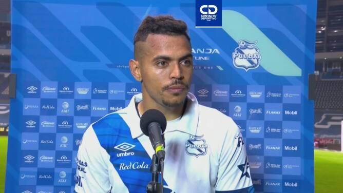 Gularte espera que Puebla lo ayude a llegar a la Selección de Uruguay