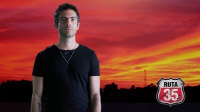 Osvaldo Benavides es Mercurio en Ruta 35