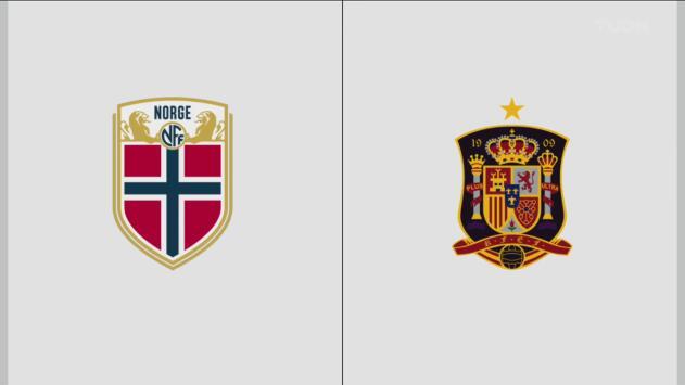 Noruega 1-1 España – Goles y Resumen – Grupo F - Clasificatorio a la Eurocopa