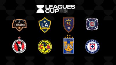 Leagues Cup anuncia las listas de 23 jugadores para los partidos inaugurales en Chicago y L.A.