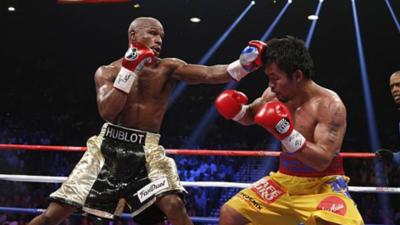 Floyd Mayweather saldría del retiro para una nueva batalla con Manny Pacquiao