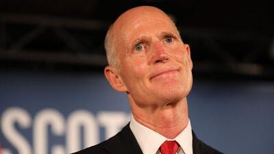 Bill Nelson reconoce a Rick Scott como ganador en la contienda por el Senado de Florida