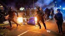 Protestas por la muerte del afroestadounidense Daunte Wright se extienden por varios estados del país
