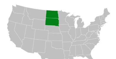 Piden a Trump fusionar las Dakotas en un solo estado: MegaKota
