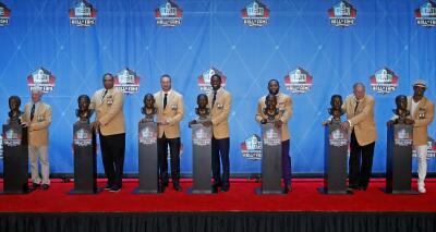 Estos son los 15 finalistas para la generación 2019 del Pro Football Hall of Fame