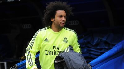 Marcelo se molestó por haber sido excluido por Dunga de la selección