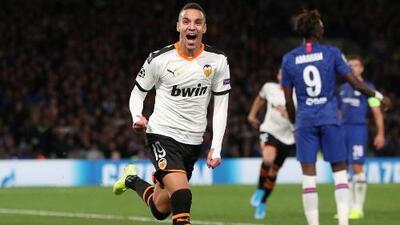 Chelsea 0-1 Valencia - Resumen y Gol - Grupo H - Champions League
