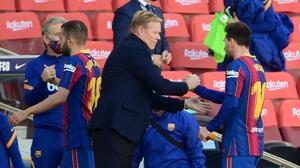 Messi, Coutinho y Ter Stegen no jugarán en Champions ante Ferencváros