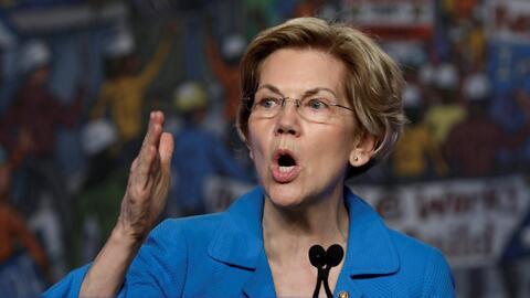 Con Elizabeth Warren, más demócratas piden un juicio político contra Trump tras informe de Mueller
