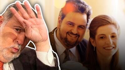 Raúl de Molina cumple 24 años de casado y se acordó en pleno aeropuerto cuando regresaba de ver a Mia