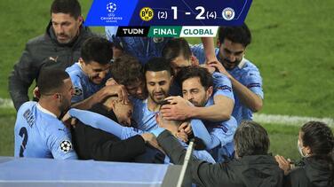 Lo volvió a hacer Guardiola: Manchester City a Semis de Champions