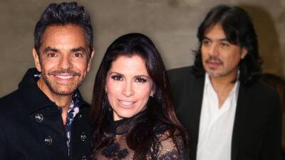 Alessandra Rosaldo aceptó que fue novia de Adolfo Ángel 'El Temerario Mayor' y así reaccionó Eugenio Derbez