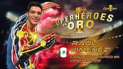 Superhéroes de Oro: Raúl Jiménez anota su doblete y el quinto para México