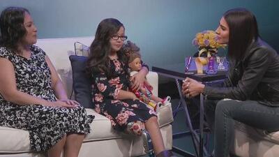 El amor de estos hermanos hizo recordar a Alejandra Espinoza una de las grandes enseñanzas que le dio su mamá
