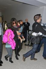 Olivier agredió a un empleado del aeropuerto